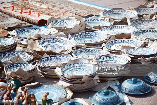Flea market at Istanbul