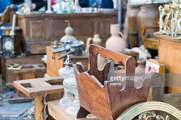 flea market - garage sale stock pictures, royalty-free photos & images