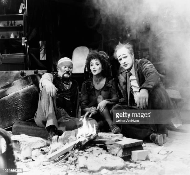 Fledermaus auf der Antenne, Fernsehspiel, Deutschland 1978, Darsteller: Michael Weckler, Marita Janowski, Neidhardt Nordmann.