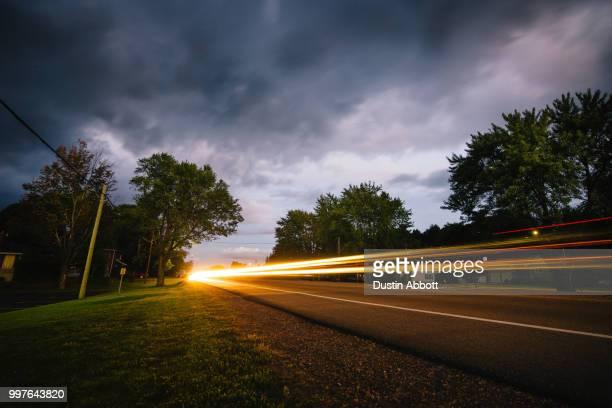 Fleeing the Storm
