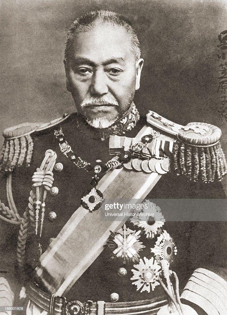Fleet Admiral Togo Heihachiro News Photo