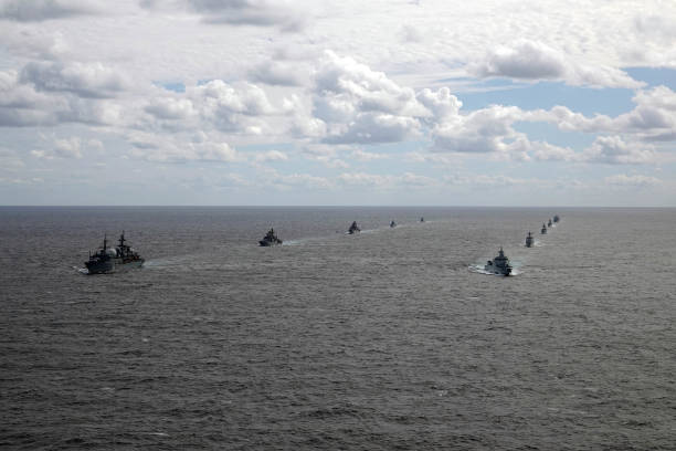 UNS: China-Russia 'Joint Sea-2021' Military Drill Concludes