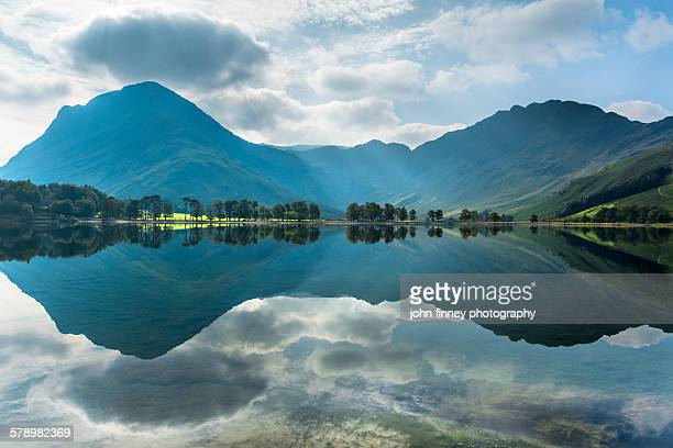 Fleetwith & Haystacks, Buttermere water, Cumbria
