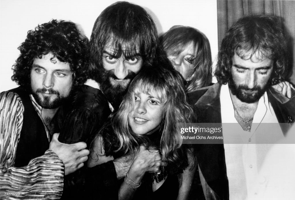 Fleetwood Mac At The LA Rock Awards : News Photo
