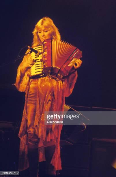 Fleetwood Mac, Christine McVie, Vorst Nationaal, Brussels, Belgium, .