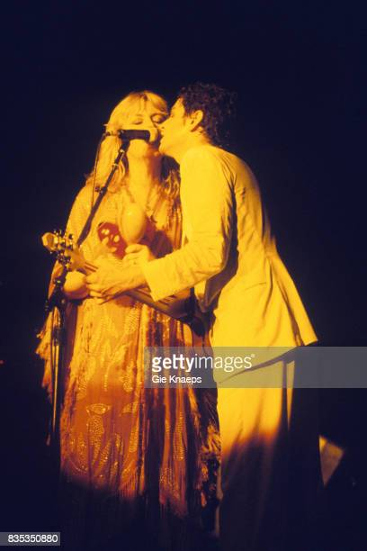 Fleetwood Mac Lindsey Buckingham Christine McVie Vorst Nationaal Brussels Belgium