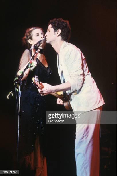 Fleetwood Mac Lindsey Buckingham Stevie Nicks Vorst Nationaal Brussels Belgium