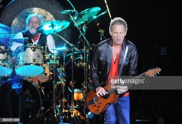 Fleetwood Mac, Mick Fleetwood, Lindsey Buckingham, Sportpaleis, Antwerp, Belgium, .