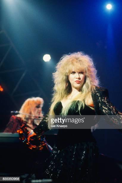 Fleetwood Mac, Stevie Nicks, Christine McVie, Flanders Expo, Gent, Belgium, .
