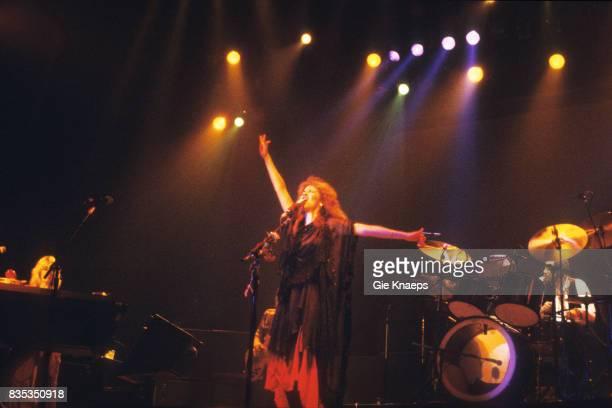 Fleetwood Mac, Stevie Nicks, Mick Fleetwood, Christine McVie, Vorst Nationaal, Brussels, Belgium, .