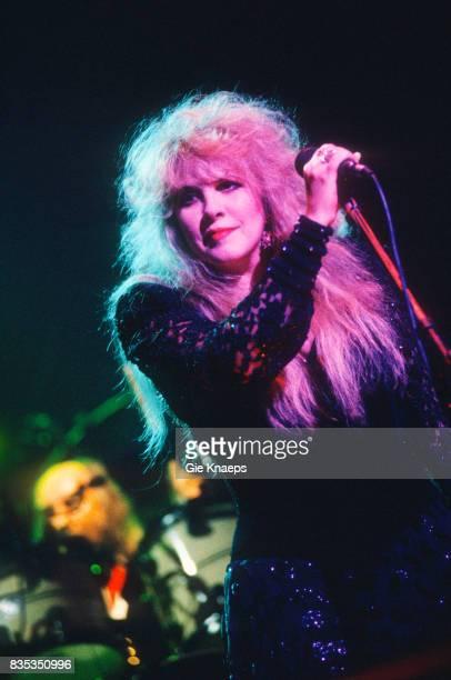 Fleetwood Mac Stevie Nicks Mick Fleetwood Flanders Expo Gent Belgium