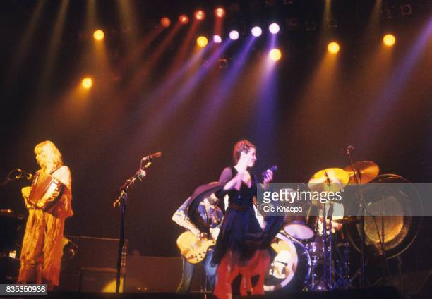 Fleetwood Mac, Stevie Nicks, Mick Fleetwood, John McVie, Christine McVie, Vorst Nationaal, Brussels, Belgium, .
