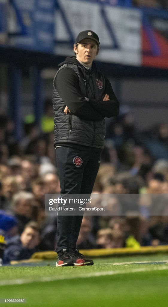 Portsmouth v Fleetwood Town - Sky Bet League One : News Photo