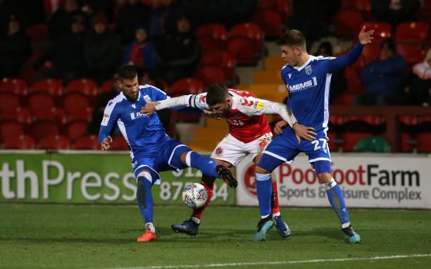 Fleetwood Town v Gillingham - Sky Bet League One