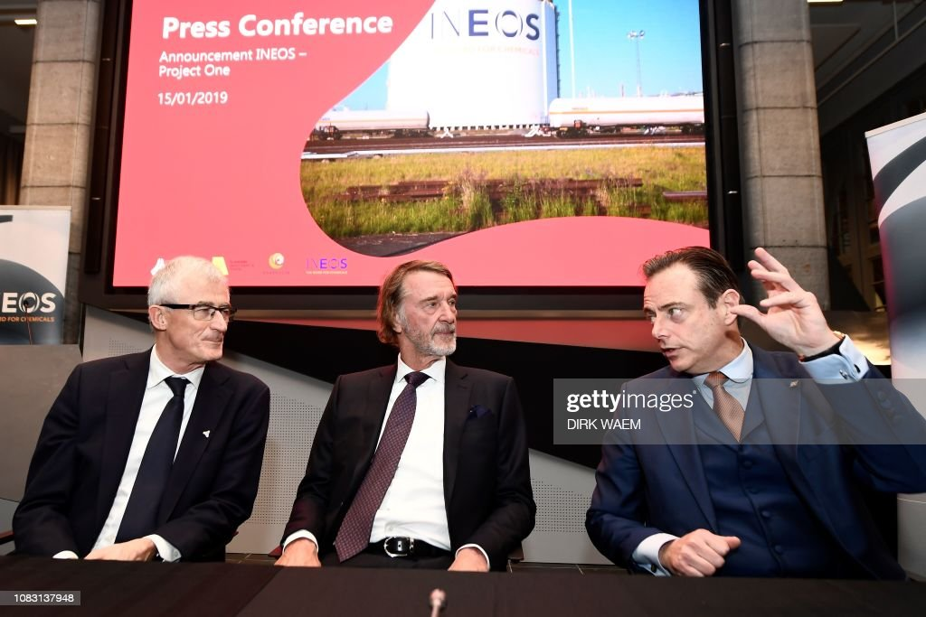 NETHERLANDS-ECONOMY-INVESTMENT : News Photo