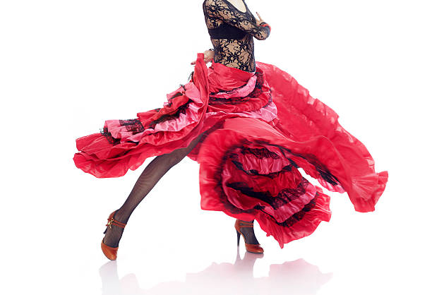 """an analysis of influences of gypsies in the development of flamenco Along with the development of flamenco dance  became associated with flamenco and gypsies """"flamenco in focus: an analysis of a performance of soleares""""."""