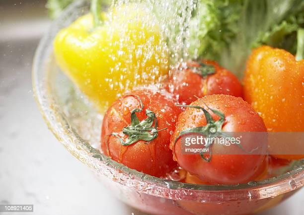 Flesh vegetables