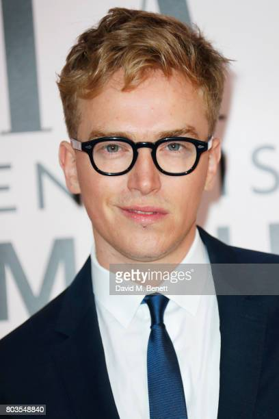Fletcher Cowan attends Tatler's English Roses 2017 in association with Michael Kors at the Saatchi Gallery on June 29 2017 in London England