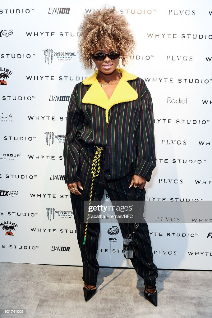 Whyte Studio Freestyle Event - LFW February 2018