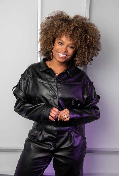 GBR: Fleur East Celebrates Her 500th Show On Hits Radio Breakfast