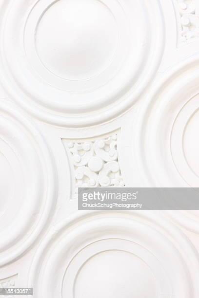Fleuron de s'épanouir Quatrefoil décoration Moulure