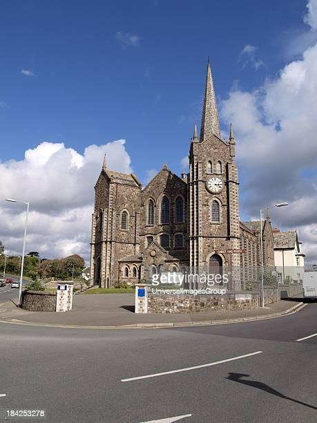 Flexbury Park Methodist Church Bude Cornwall UK