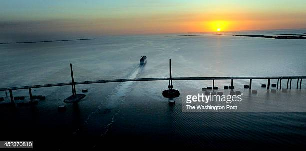 Sunset on the Tampa Bay along I275 and the Sunshine Skyway Bridge The longest serving Republican Congressman in the House of Representatives...