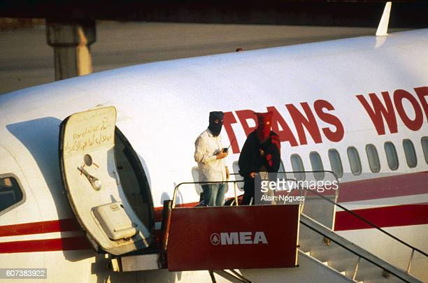 Flight 847 out of Athens to Rome has been hijacked by Shiite Muslims who have been identified as members of the Islamic Jihad.