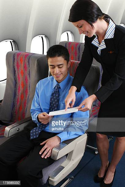 Flight Attendant Help