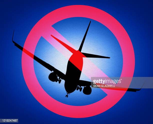 flight ban - flying stock pictures, royalty-free photos & images