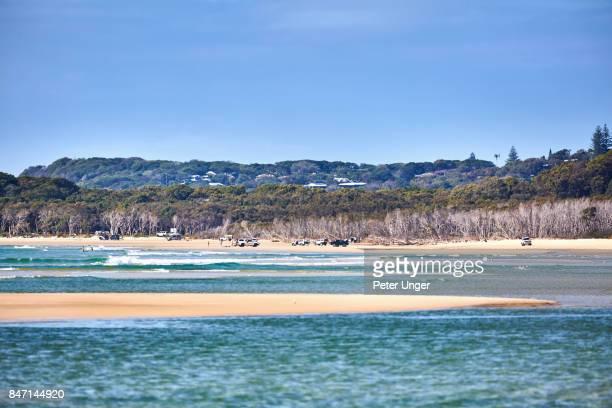 Flinders Beach,North Stradbroke Island,Queensland,Australia