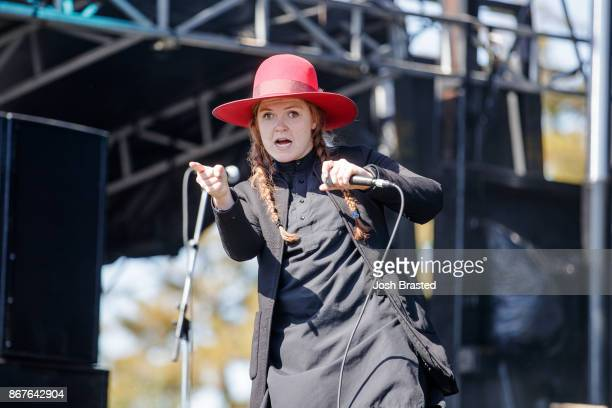 Flint Eastwood performs during the Voodoo Music Arts Experience at City Park on October 28 2017 in New Orleans Louisiana