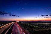 Flint Hills traffic