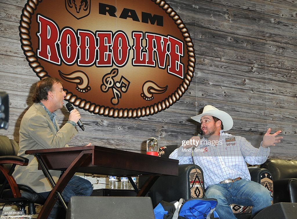 Concert Stage Performances At Cowboy FanFest During The 2013 Wrangler National Finals Rodeo
