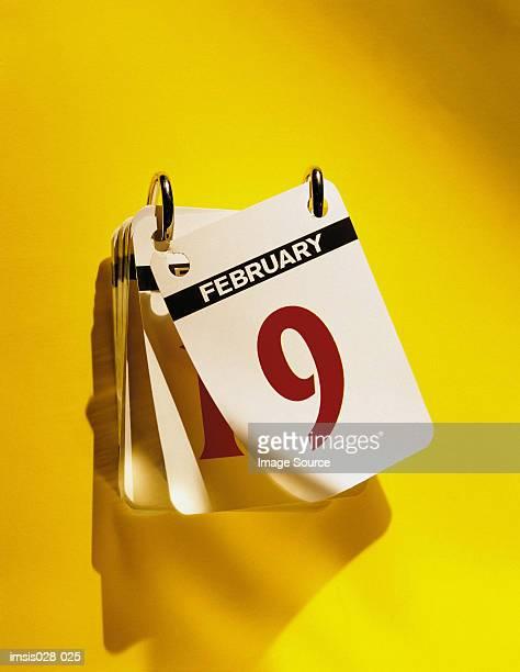 flip calendar - kalender stock-fotos und bilder