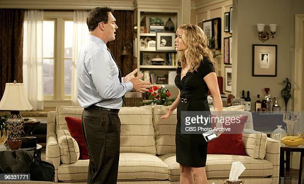 Flirting Jeff is caught offguard when a female colleague flirts with him Also pictured is JeffOtildes wife Audrey on Rules of Engagement Monday March...