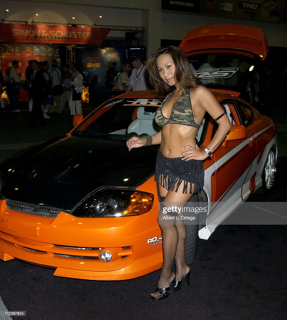 Flo Jalin during E3, Interactive Digital Software Association's 'Electronic Entertainment Expo 2003' - Day 3 at Los Angeles Convention Center in Los Angeles, California, United States.