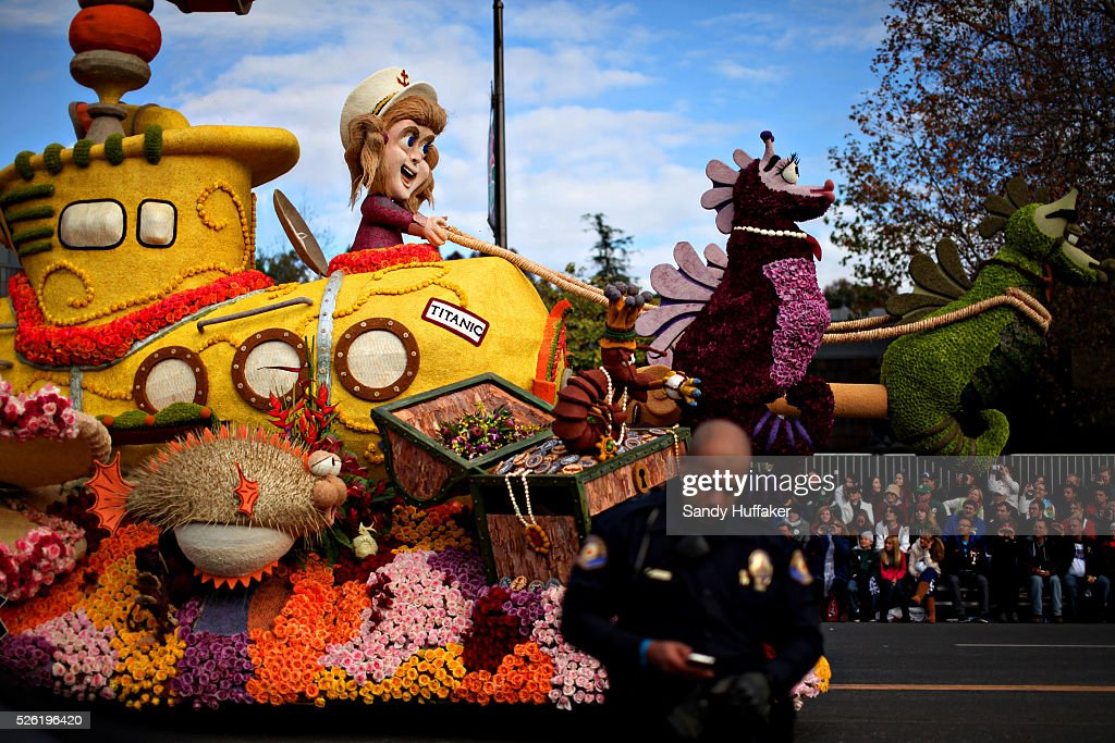 USA: 124th Annual Tournament of Roses : News Photo