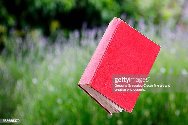 floating book - gregoria gregoriou crowe fine art and creative photography. stock pictures, royalty-free photos & images
