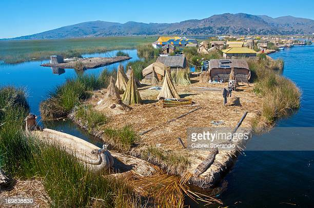 Floating Islands of Uros