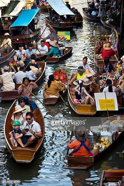 Floating Market, Bankok