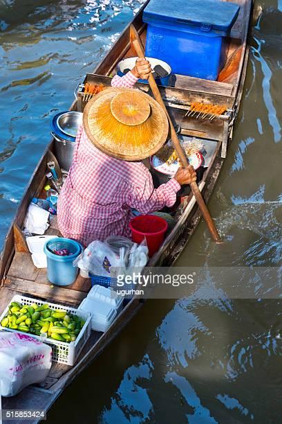 Schwimmende Markt, Bangkok