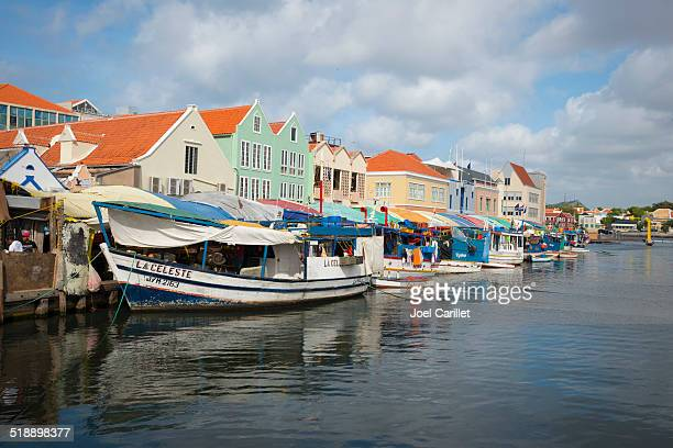 Floating market Curacao