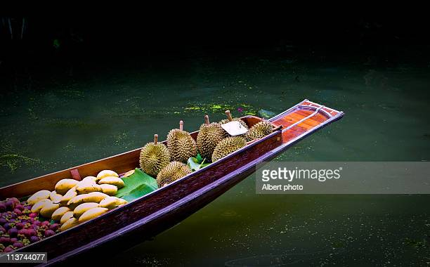 floating market - floating market stock photos and pictures