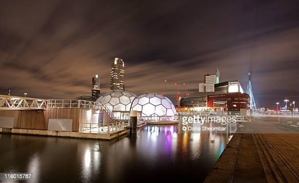 Floating Pavilion, Rotterdam