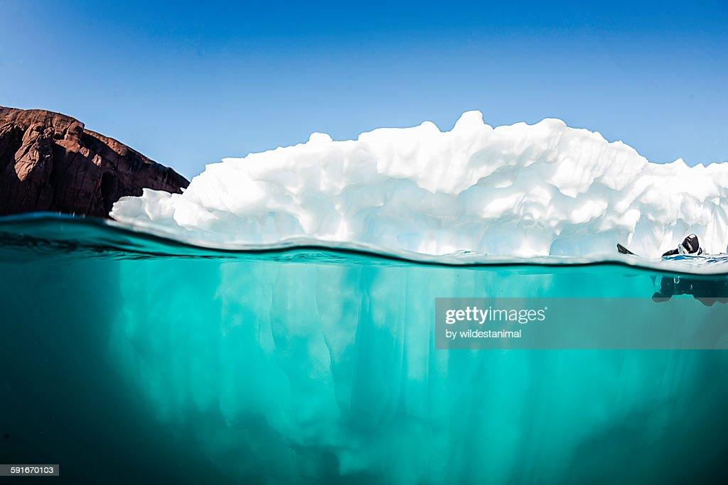 Floating : Stock Photo