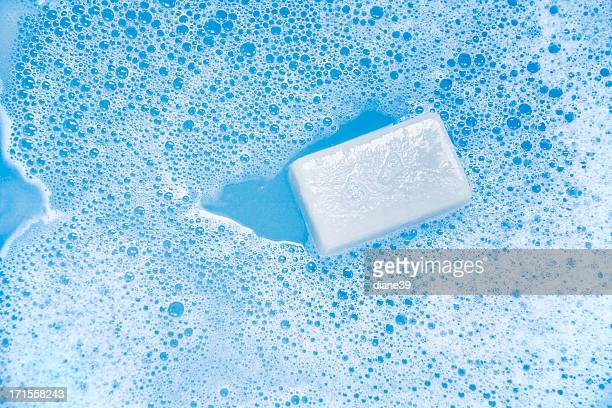 floating soap