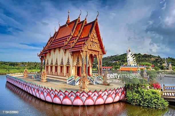 Floating temple,  Koh Samui