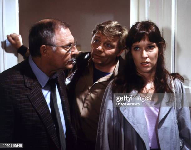 Floßfahrt ins Jenseits, D 1986, Regie: Dietrich Haugk, ROLF SCHIMPF, UWE FRIEDRICHSEN, EVA KRYLL.