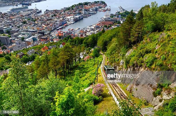 Floibanen Bergen